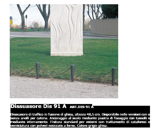 Dissuasore - ART.Dis 91 A