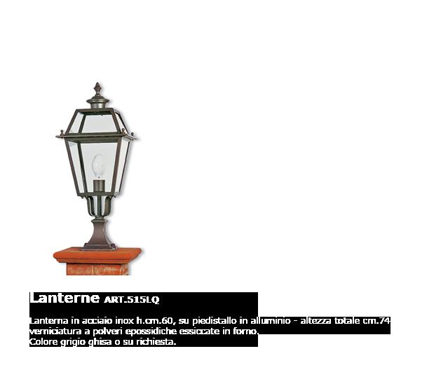 Lanterne - ART.515LQ