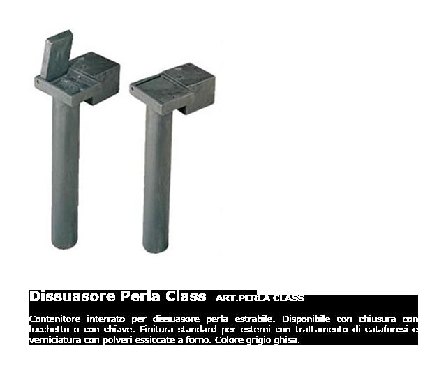 Dissuasore - ART.PERLA CLASS