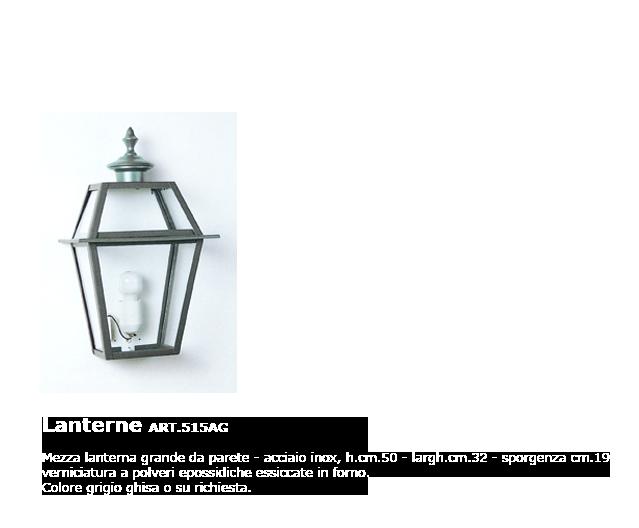 Lanterne - ART.515AG
