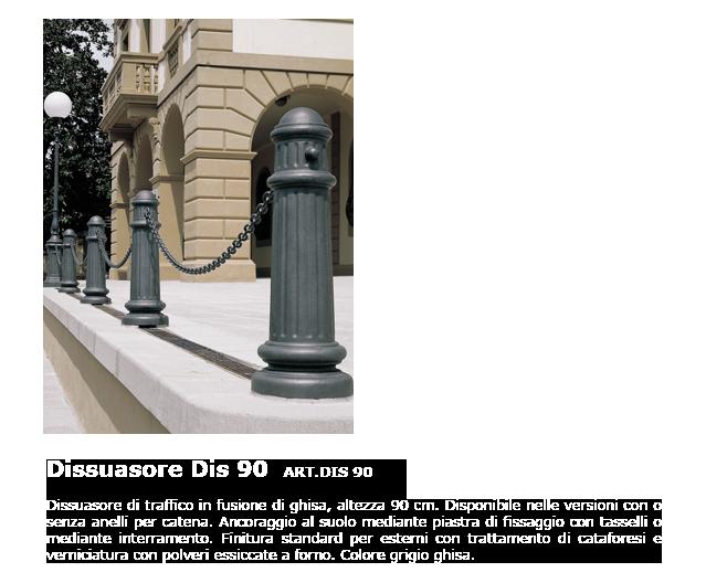 Dissuasore - ART.DIS 90